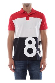 TOMMY HILFIGER MW0MW08839 REGULAR POLO POLO Men RED