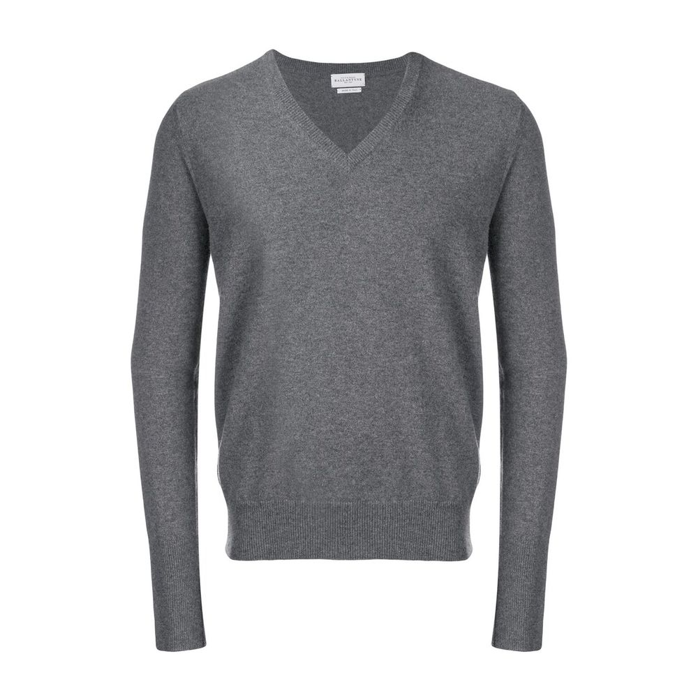 V Neck Pullover Plain Ballantyne