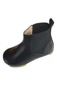 byClaRa - Ankle Boots - Black Leather