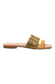 Sconto Sandals with strip