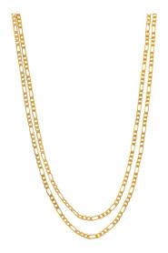 Necklace Isolde Multi Figaro