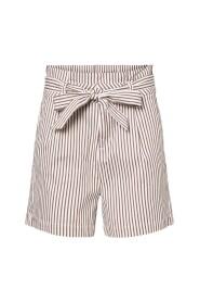 Eva High Rise Paperbag Shorts