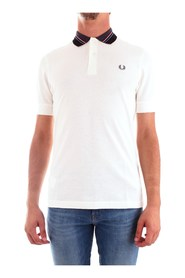 FRED PERRY M6504 Polo Men WHITE