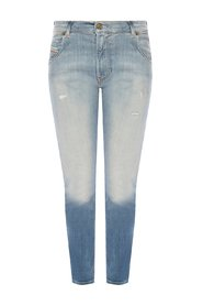Krailey-B-T distressed jeans