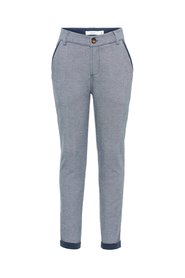 Suit trousers soft cotton