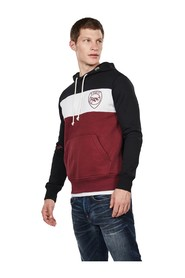 G-STAR D15692 A612 GRAPHIC 15 SWEATER Men BLACK RED