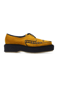 Type 101 suede shoes