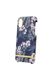 Flora Jungle iPhone cover med aftagelig gummi kant