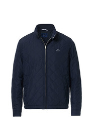 The Quilted Windcheater Jacket