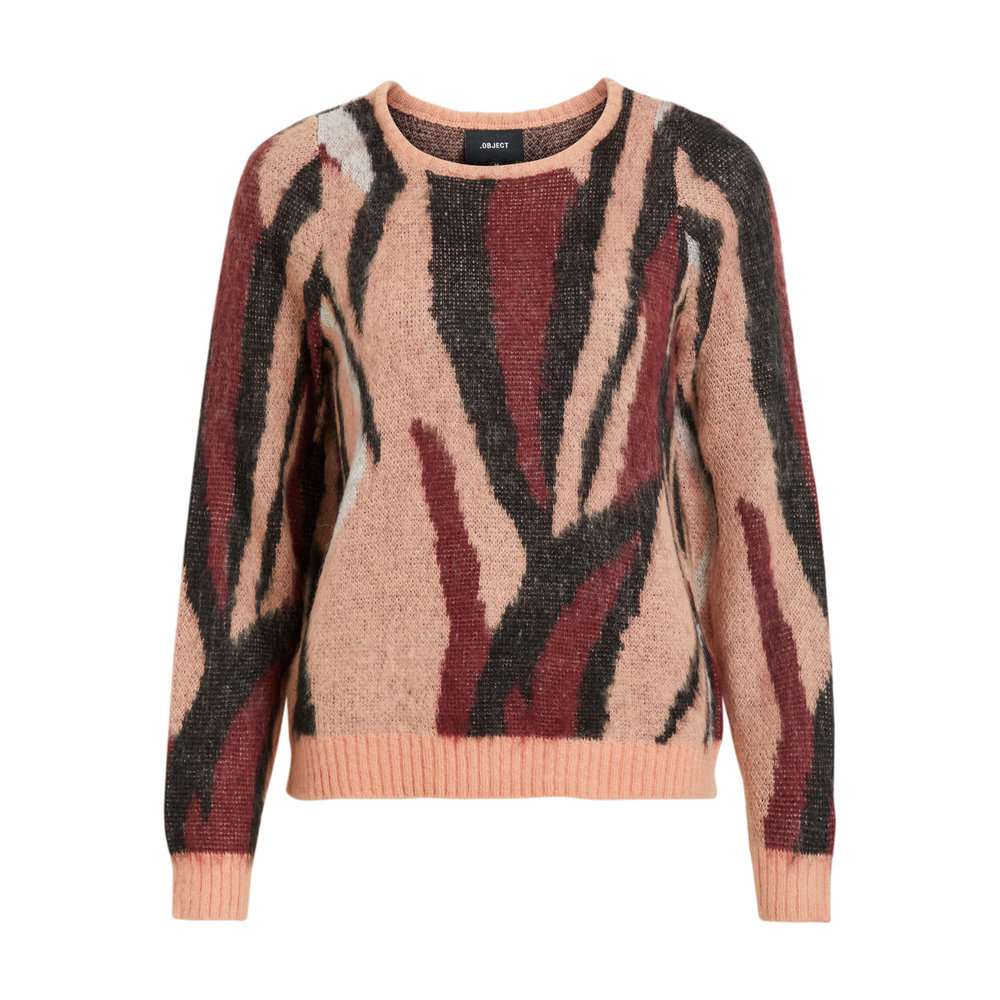 Pullover Patterned