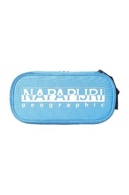 NAPAPIJRI HAPPY PEN ORGANIZER NP000ID4 CASE Unisex adult and guys Light blue