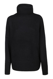 Maybel Roll Neck Cashmere Jumper