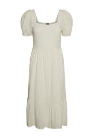 Vmidiris 2/4 Calf Dress Wvn Dr Ga Dresses