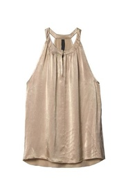 Strappy top champagne 20-460-9103