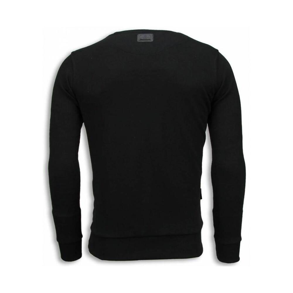 Gray Batman Sweater   Local Fanatic   Bluzy bez kaptura - Najnowsza zniżka QVCiu