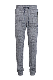 Joggingbroek Check Zip