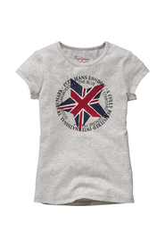 Pepe Jeans,  New brona Grey Marl t-shirt