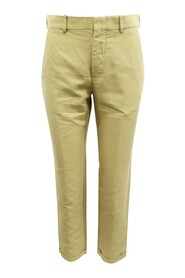 Linen Blend Pants -Pre Owned Condition Very Good IT40