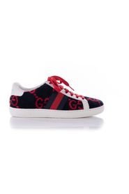 Ace GG-Diamond Towelling Low Top Trainers