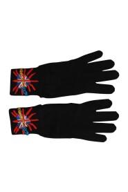 #DGLovesLondon Embroidered Gloves