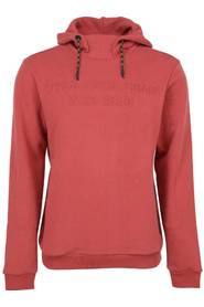 Sweater Hooded peached sweat