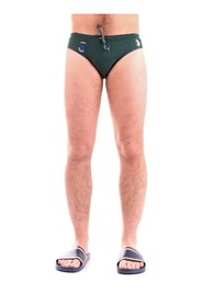 U.S. POLO ASSN. 51858-41397 Swimsuit Men GREEN