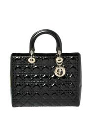 Pre-owned  Patent Leather Lady Tote