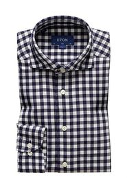Soft Gingham Checked Skjorte