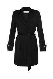 Tiedwaist Blazer Dress
