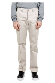 Front Pleat Chinos