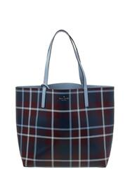 Leather Mya Arch Place Reversible Tote