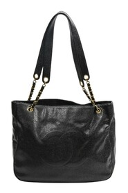 Pre-owned CC Timeless Ball Charm Tote