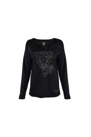 KS 48 48 J42 T-shirt met geometrische tijgerkop