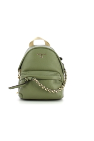 Slater XS leather backpack