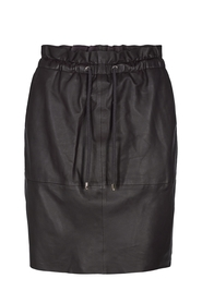 Ellie Leather Skirt 126390