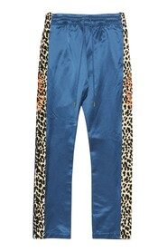JUST DON Trousers Blue