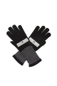 Logo-printed gloves