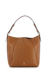 Lucy Medium Hobo Bag in leather