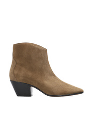 'Dacken' heeled ankle boots