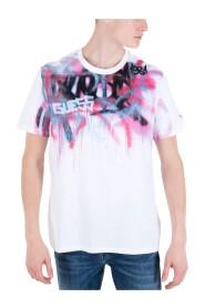 tee shirt printé 80'