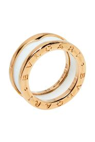 brukt Keramisk 18K Two Band Ring