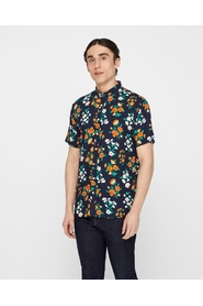 Johan Exotic short-sleeved shirt