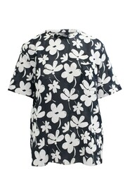 Floral Shirt -Pre Owned Condition Excellent US4