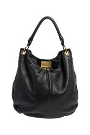 Leather Classic Q Hillier Hobo