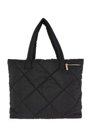 Quilted Tote Acc Bag