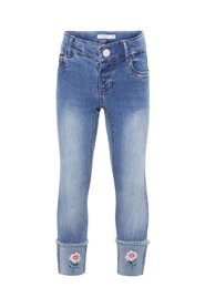 Jeans power stretch cropped skinny fit