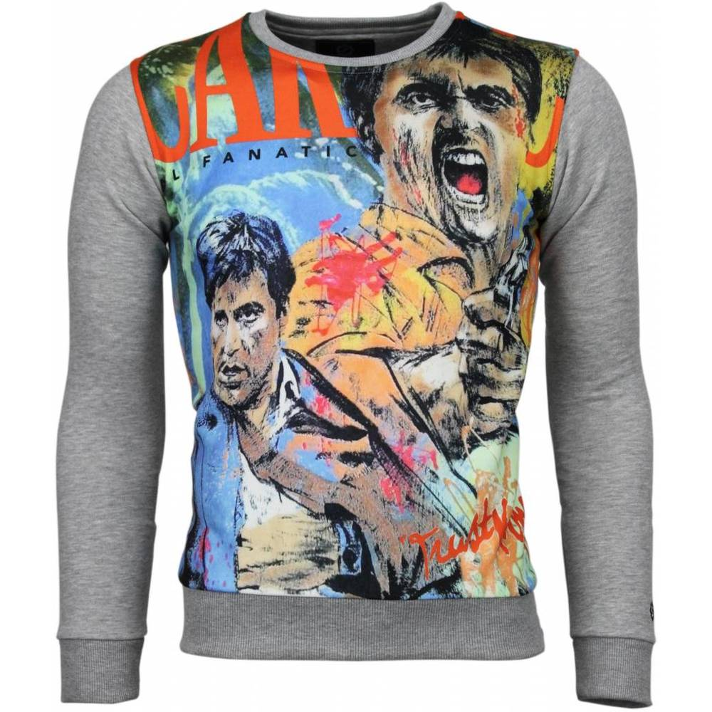Scarface Cartoon - Sweater