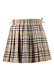 Vintage Check Pearly skirt