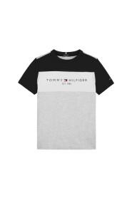 ESSENTIAL COLORBLOCK T-skjorte