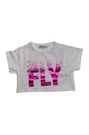 T-SHIRT FLY FLUO
